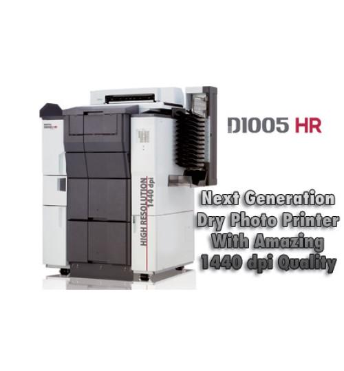 Noritsu D1005 Drylab 30x90  Baskı Cihazı Temiz ikinci EL
